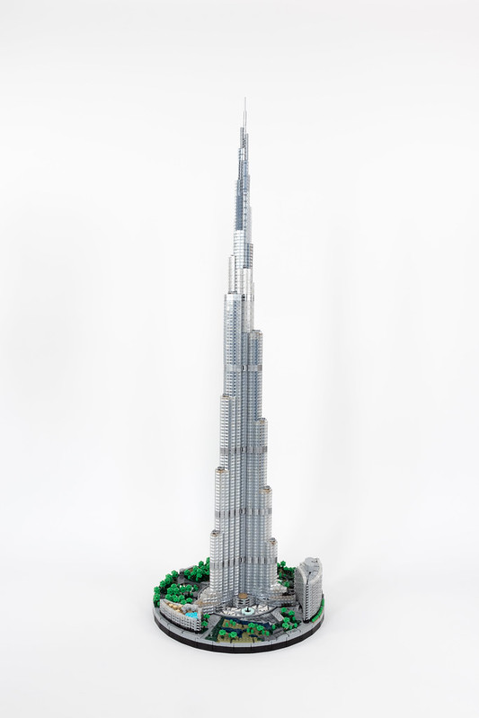 Burj Khalifa - برج خليفة - Dubai