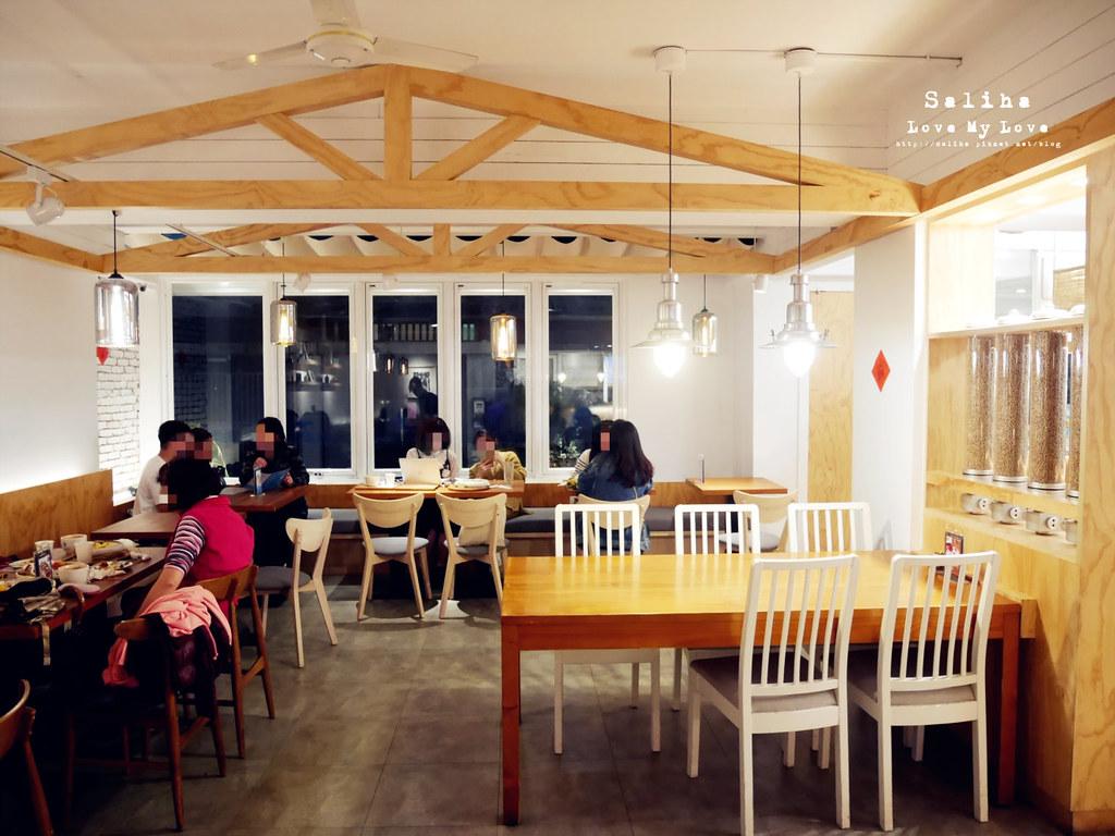 台北生日壽星優惠免費蛋糕甜點咖啡下午茶推薦餐廳成真咖啡永康店 (3)