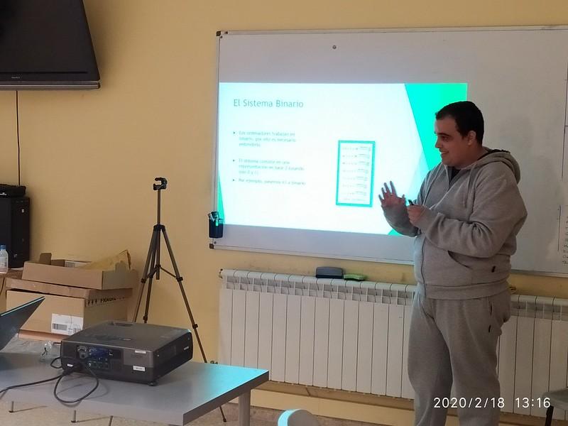 taller programación Adria