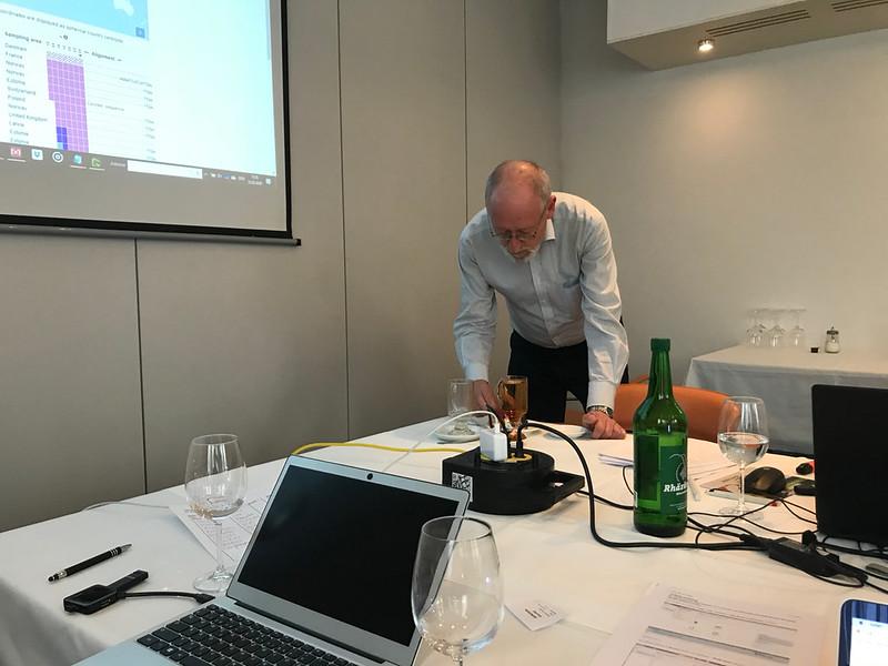 3.DNA-Workshop des Vereins für Pilzkunde Zürich mit Dr. Bernhard Oertel