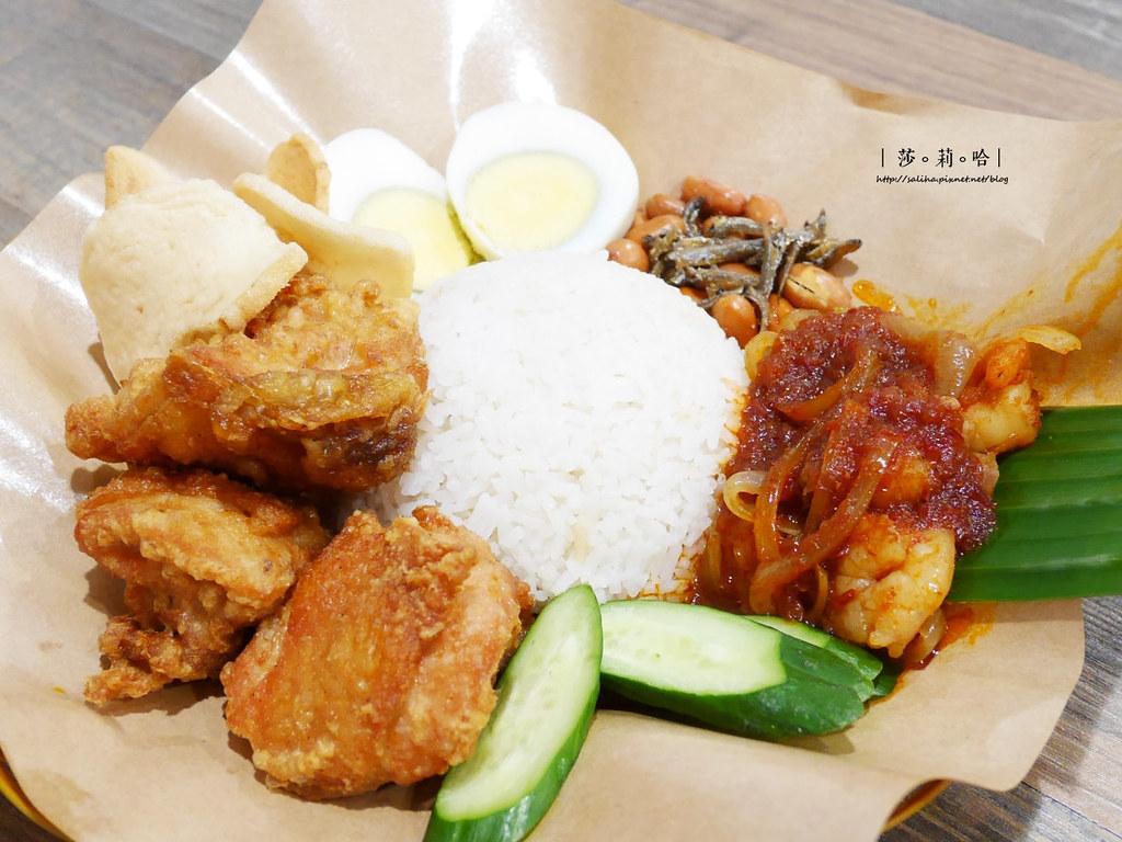 台北公館必吃異國美食池先生Kopitiam馬來西亞料理好吃餐廳 (2)