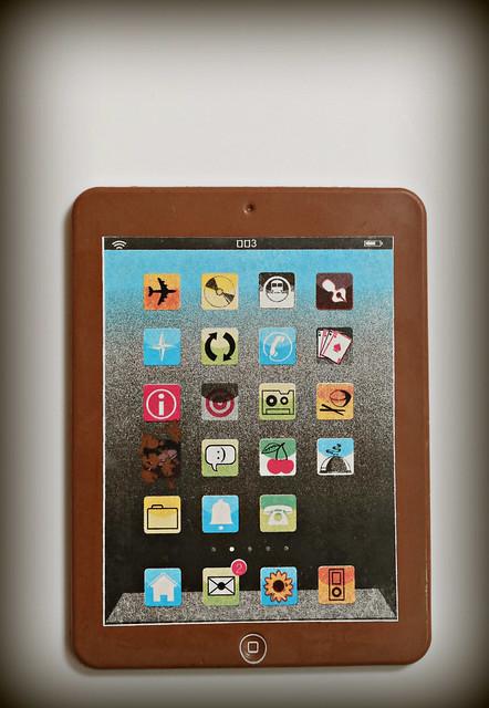 2020 Sydney: Milk Chocolate iPad Mini