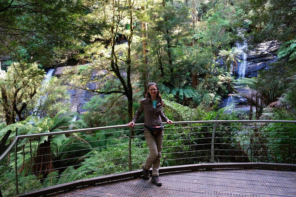 Short & Pretty Hikes In Great Otway: Triplet Falls, Great Otway National Park, Victoria, Australia