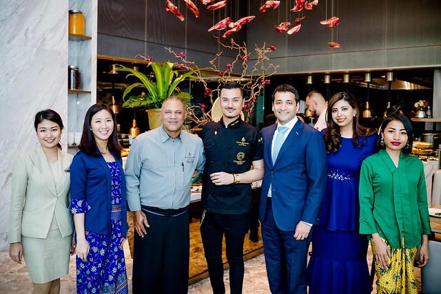 Sajian Merentasi Zaman Imbau Nostalgia Garapan ilham Cef Dato' Fazley Yaakob