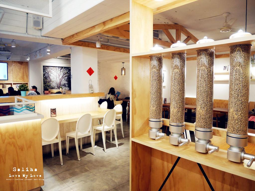 台北東門站不限時間餐廳可久坐咖啡廳下午茶推薦成真咖啡永康街散步一日遊 (3)