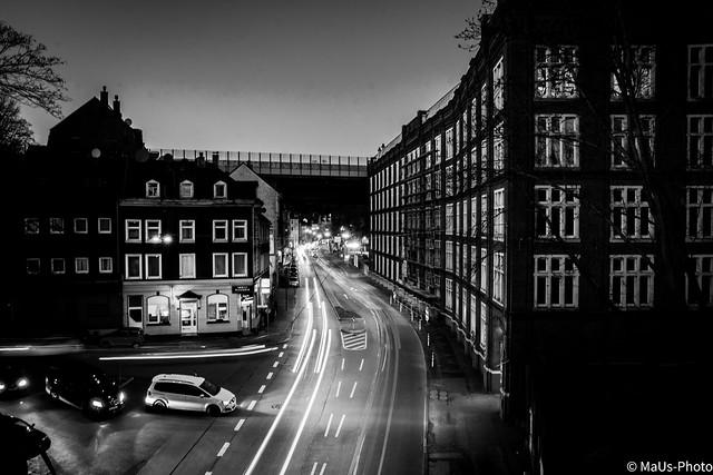 Blick von der Trasse (Wuppertal)