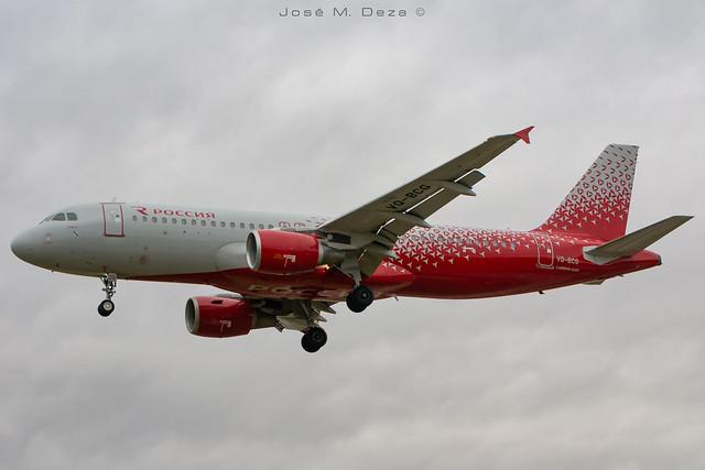 Rossiya A320-214 VQ-BCG