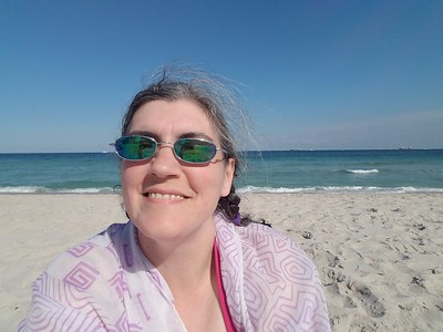 Fort Lauderdale Beach Day Selfie