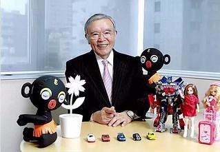 你珍藏的戰鬥陀螺與變形金剛全由他打造!TAKARA 創始者「玩具大王」佐藤安太