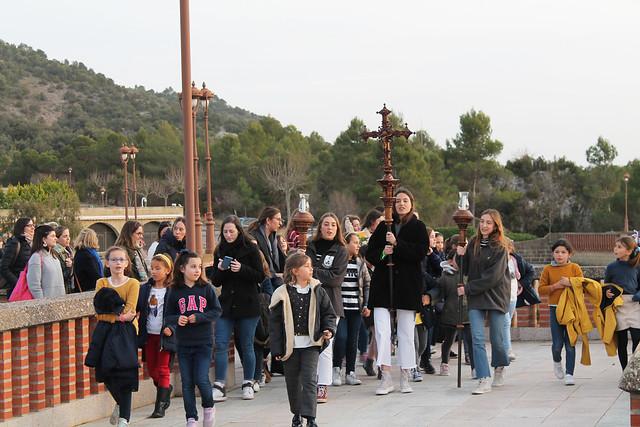 Colegio Miravalles en Torreciudad 2020