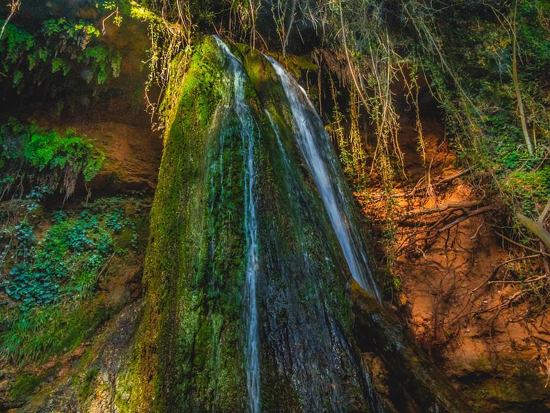 Cascadas de Cabrera d'Anoia