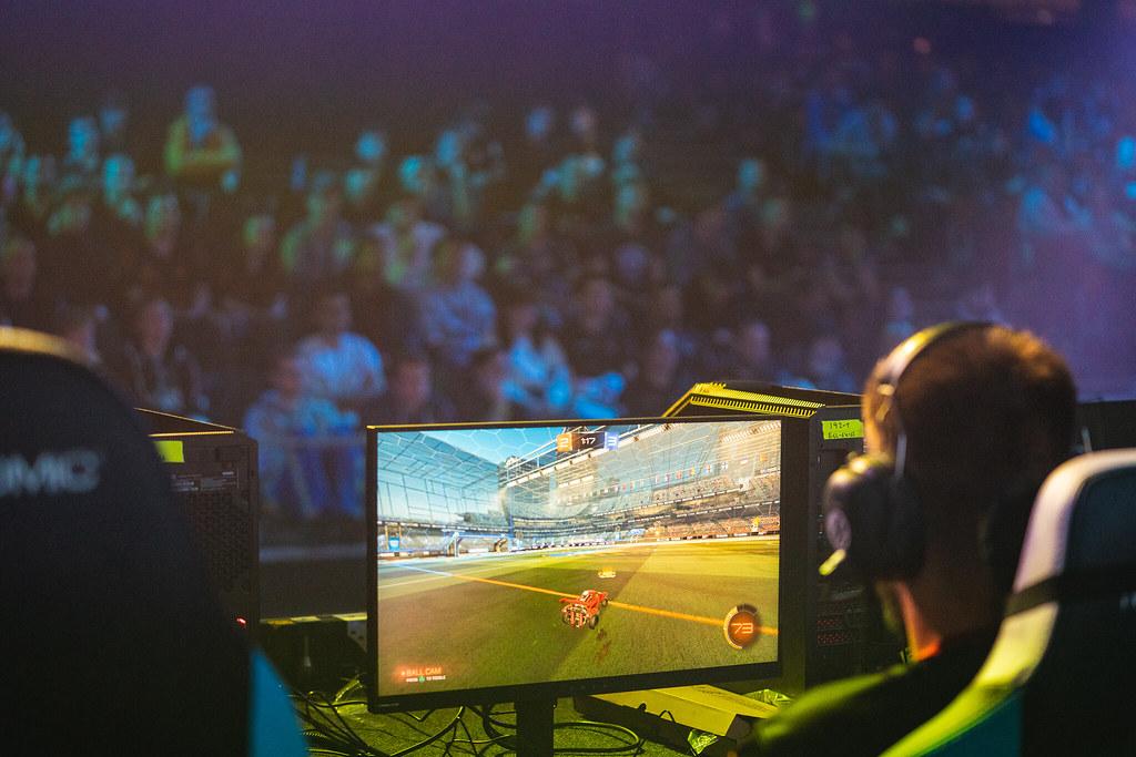 TCS eSports League / Rocket League