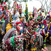 Tee-Mamou Men's Mardi Gras Courir, Feb. 25, 2020