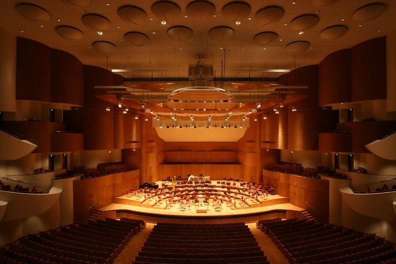 Meyerhoff Symphony Hall - Baltimore, MD