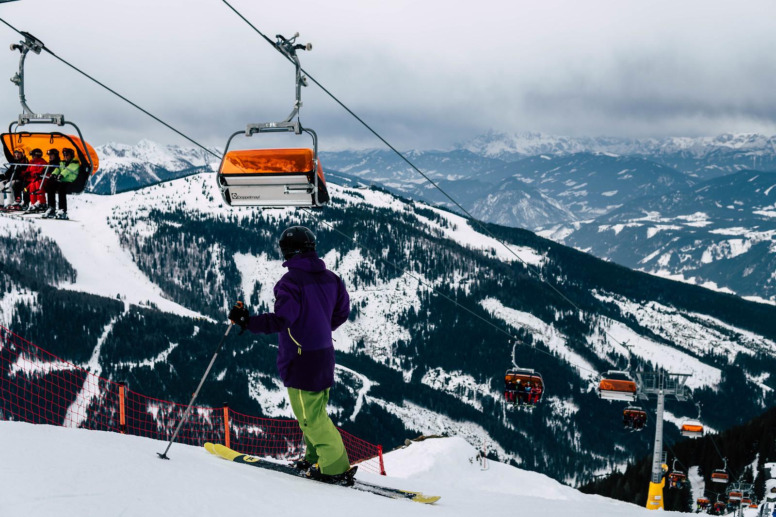 Gipfelbahn – Hauser Kaibling