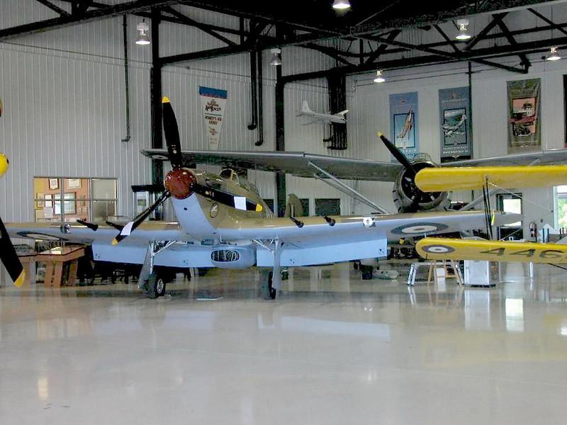 Hawker Hurricane Mk. IV 1