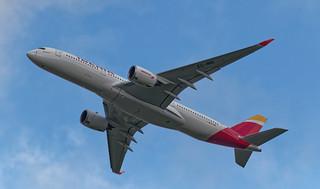 Delivery Flight msn397 EC-NIG 5/3/2020
