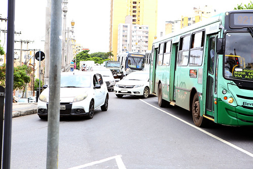 Visita técnica para verificar solução de trânsito no Viaduto da Floresta - Comissão de Desenvolvimento Econômico, Transporte e Sistema Viário