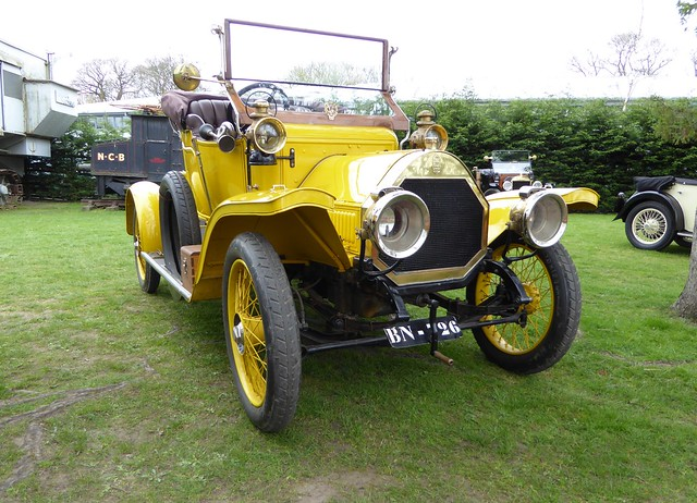 1910 Humber Tourer