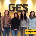 #MujeresEólicas de GES