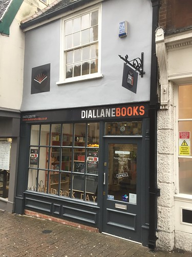 Dial Lane Books, Ipswich