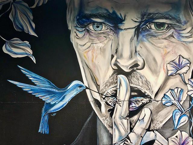 Arte urbana di Lisbona