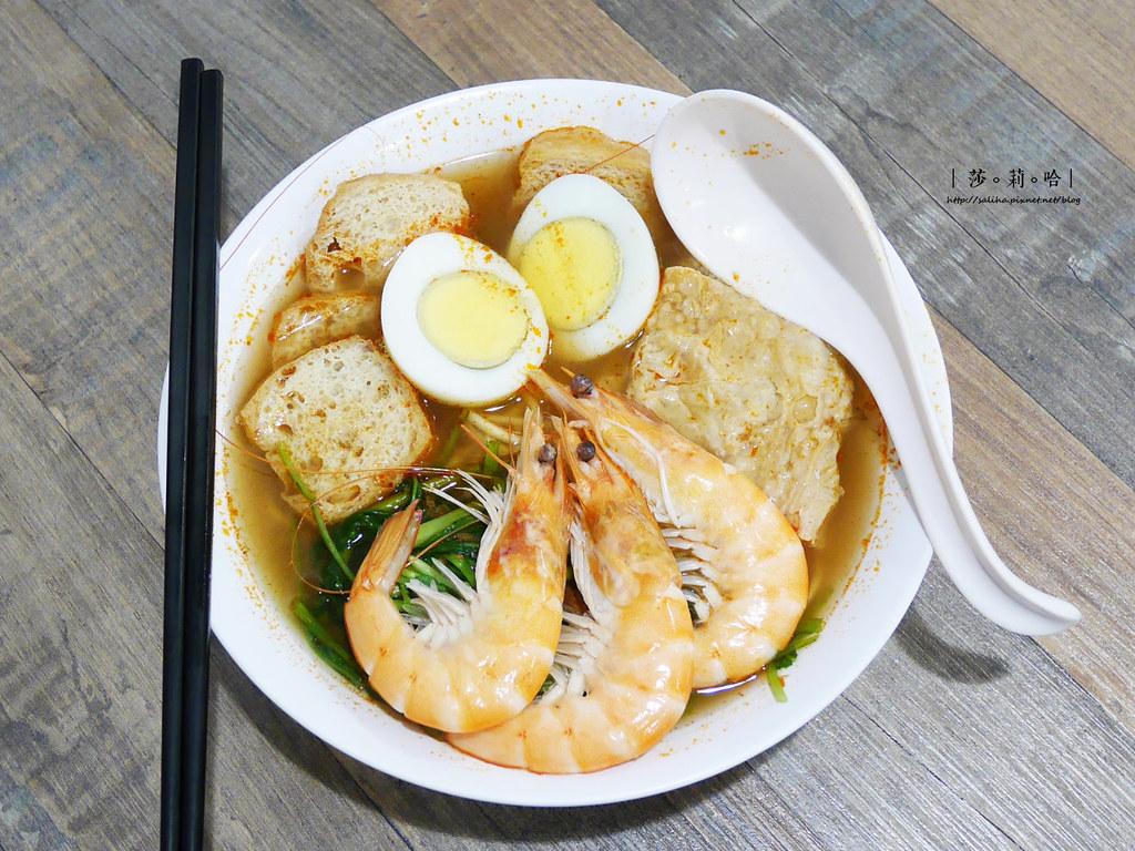 台北台大附近特色餐廳馬來西亞料理池先生人氣美食 (4)