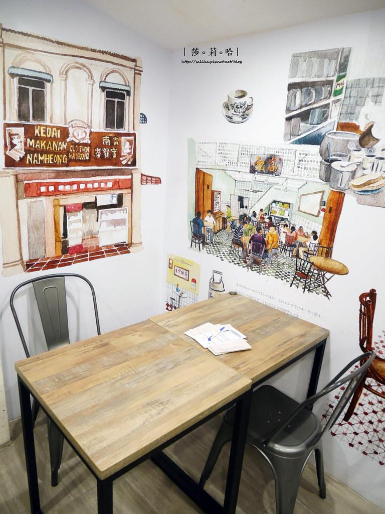 台北公館美食推薦池先生馬來西亞餐廳料理好吃異國菜 (2)