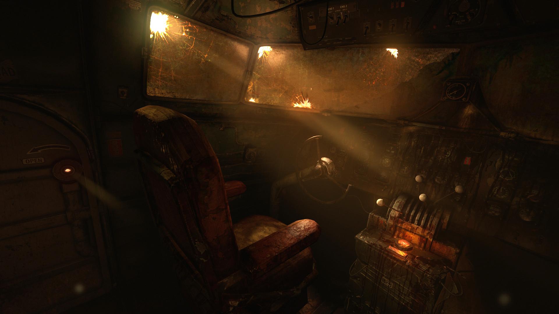 Amnesia: Rebirth on PS4