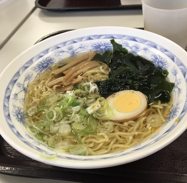 石川県庁の和風ラーメン!