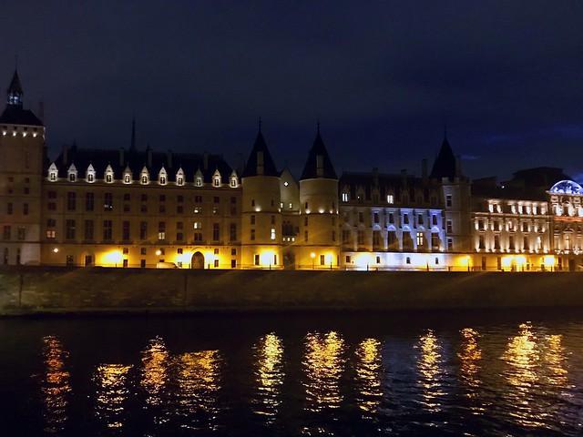Across the Conciergerie