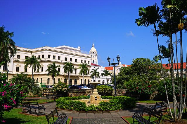 Government Ministry, Casco Viejo, Panama City