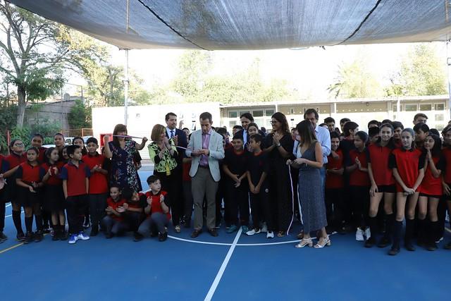 #EnTerreno : Cancha Escuela Provincia de Chiloé