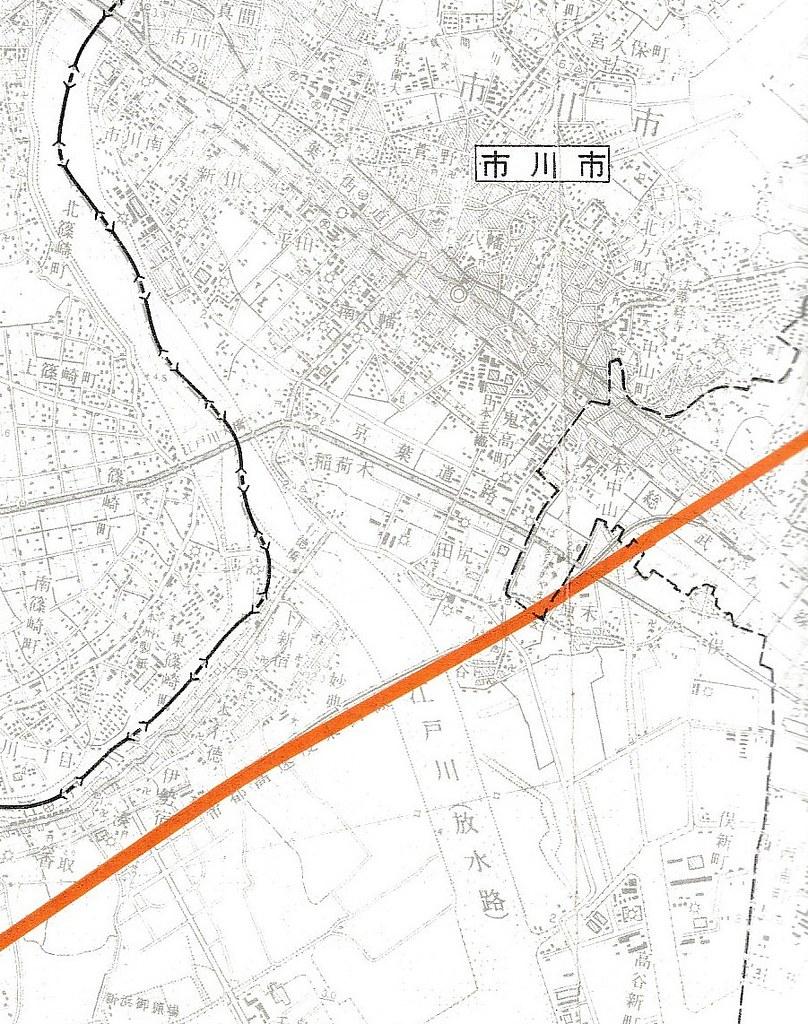成田新幹線ルート図面 (6)