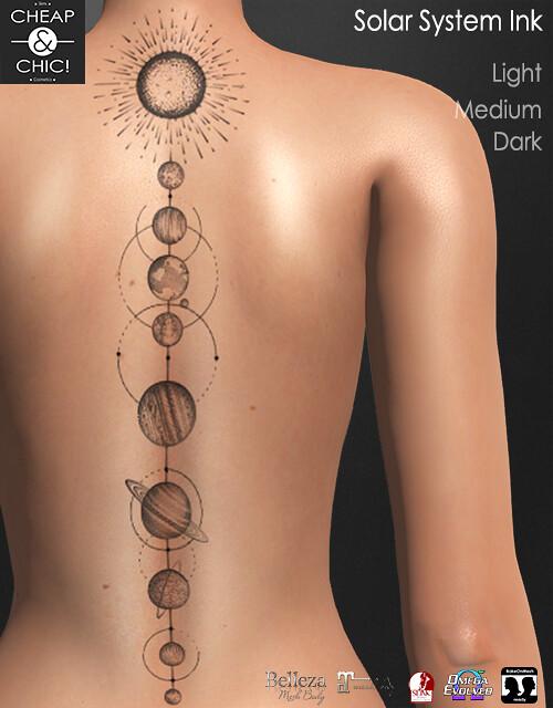 Solar System Ink