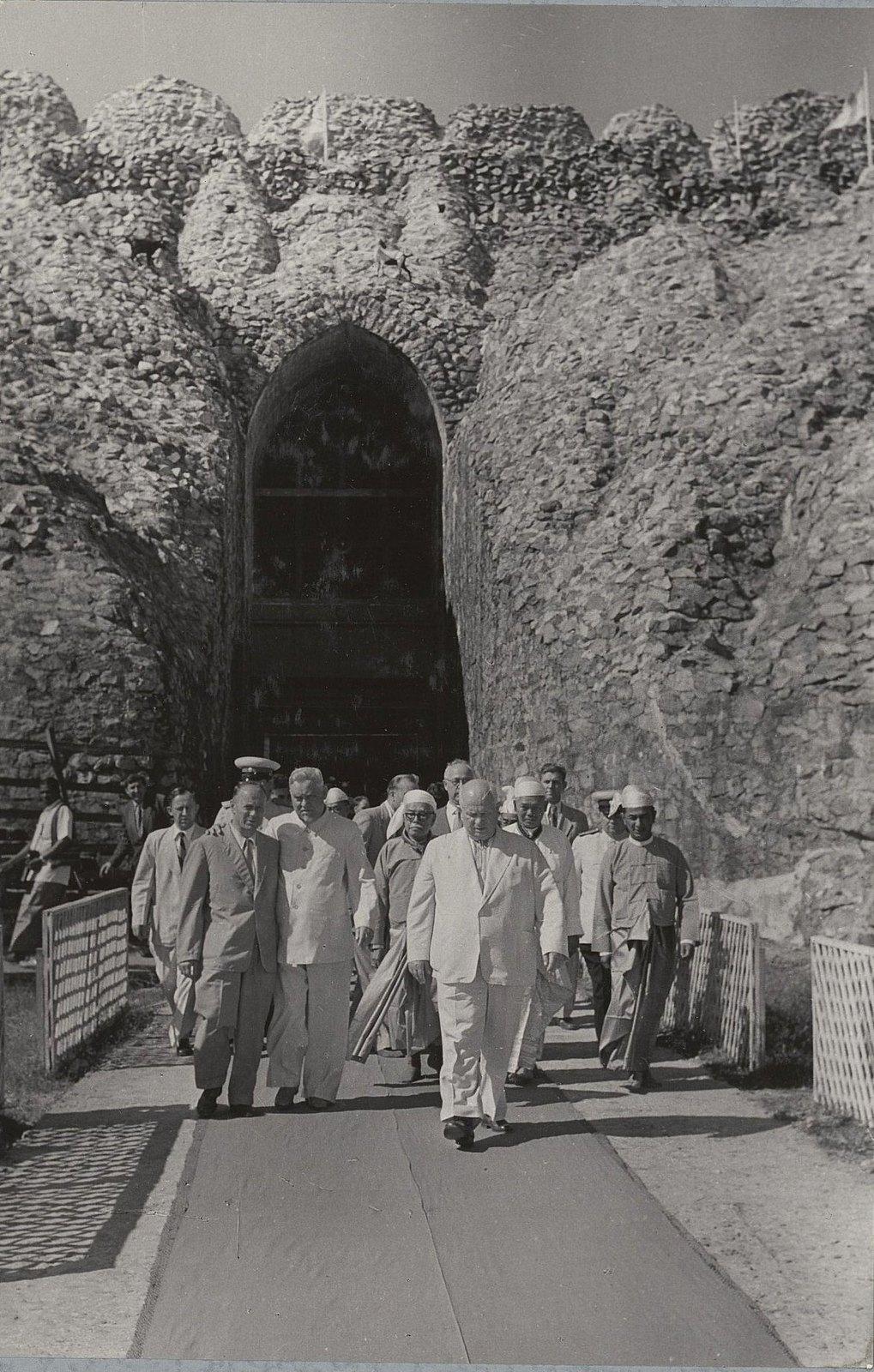 14. Осмотр Чатта Сангаяна в Рангуне