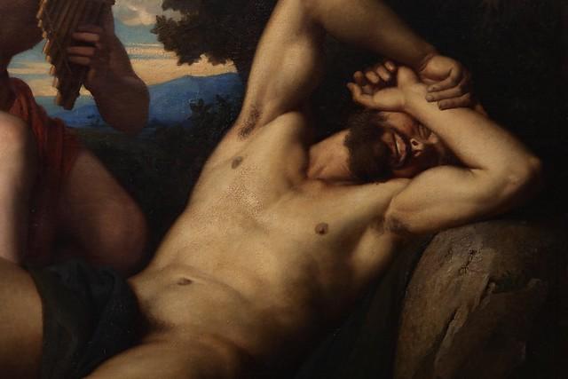 Argus endormi par Mercure (1864)