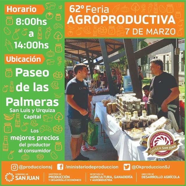Feria Agroproductiva