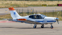 Socata TB-20GT Trinidad F-GTYA ENAC Ecole Aviation Civile