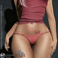 CUM BUNNY skin fair