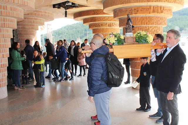 Colegio Turó en Torreciudad 2020