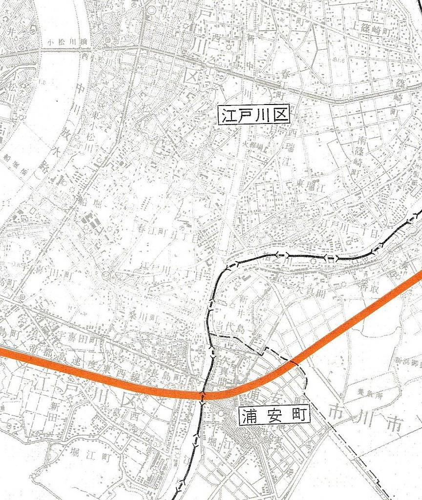 成田新幹線ルート図面 (5)