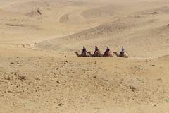Desert in Egypt.