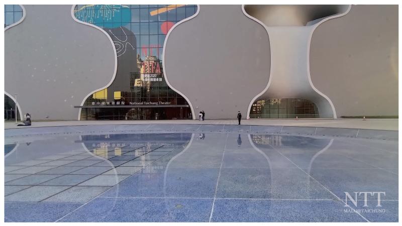 台中國家歌劇院NTT和VVGLABO好樣度量衡-3