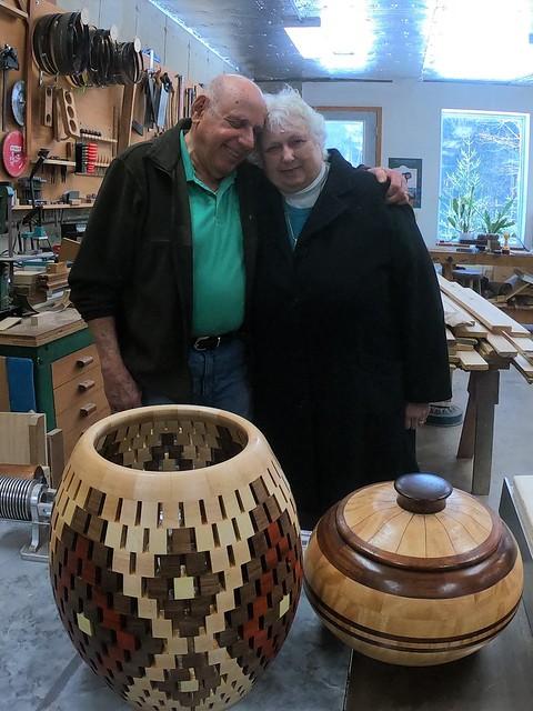 Bob and Karen Miller