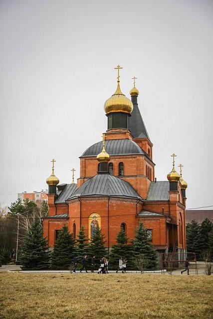 06 марта 2020, Митрополит Кирилл совершил Литургию Преждеосвященных Даров в храме великомученика Пантелеимона г. Ставрополя