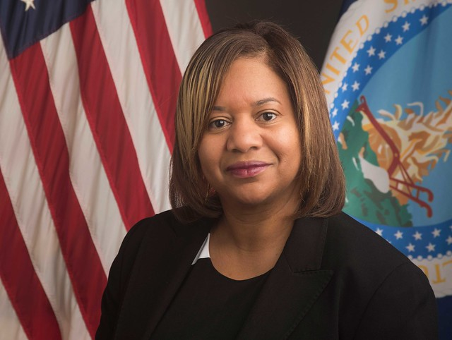 Dr. Dionne Toombs, Director, Office of the Chief Scientist