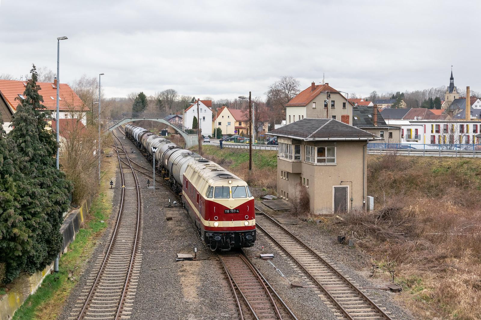 118 757 in Rositz