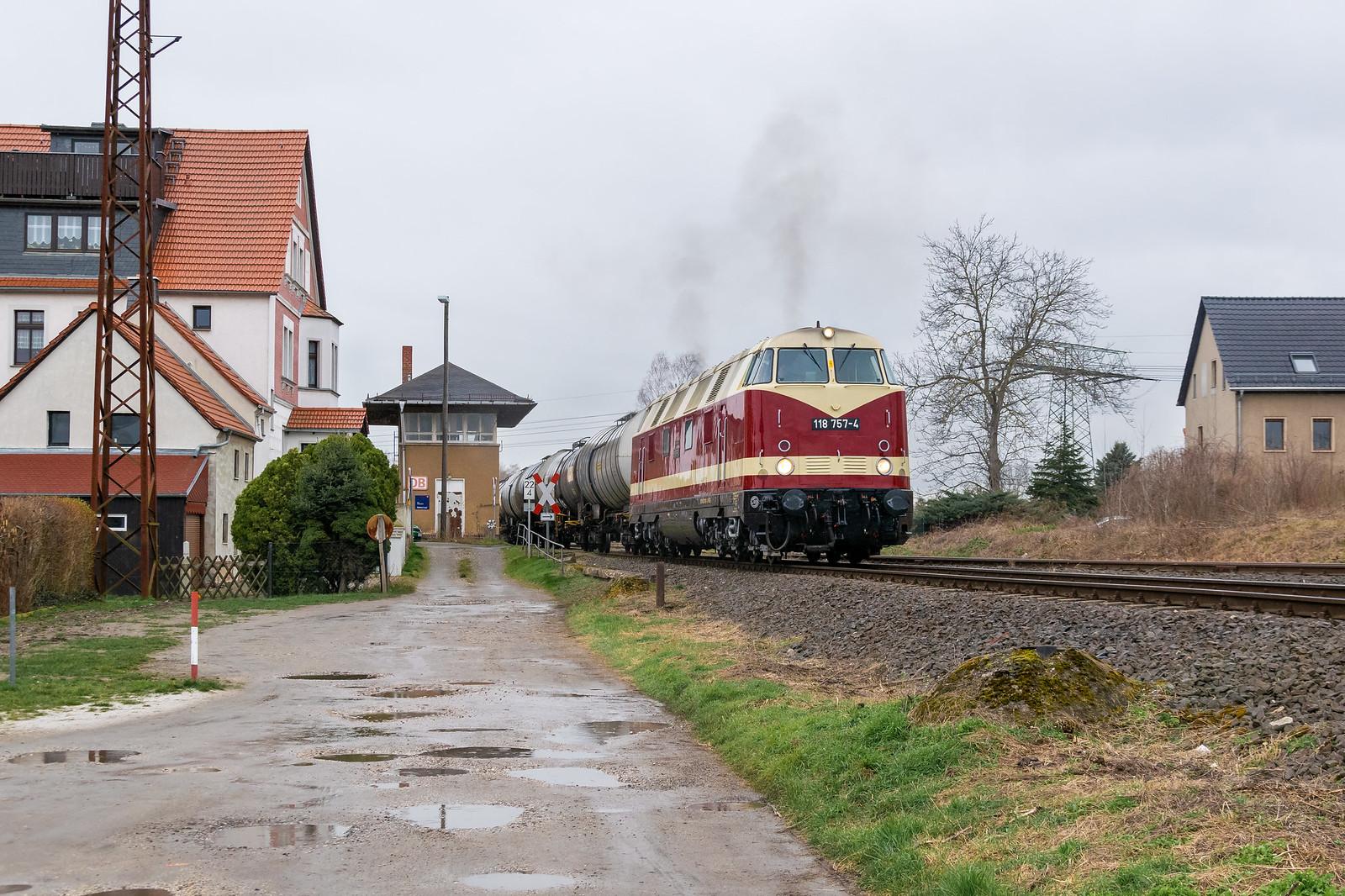 118 757 in Altenburg Nord