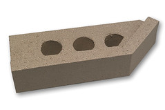 135 Degree Lip External Corner Modular